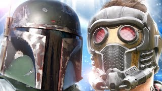 Download BOBA FETT vs STAR-LORD - Super Power Beat Down (EPISODE 22) Video
