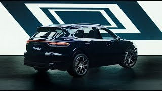 Download The design of the new Porsche Cayenne Turbo. Video