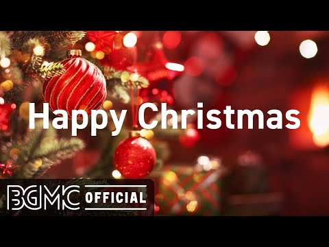Happy Christmas: Christmas Jazz Music with Snow - Winter Holiday Jazz for Relaxing