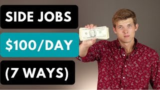 Download 7 Side Jobs To Make Extra Money (2018) Video