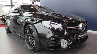 Download 2017 Mercedes-AMG E63 S 4Matic+ Start Up In Depth Review Interior Exterior 2018 Video