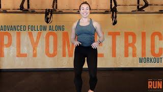 Download Advanced Follow Along Plyometric Workout Video