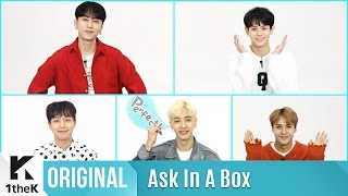 Download ASK IN A BOX: Highlight(하이라이트) Plz Don't Be Sad(얼굴 찌푸리지 말아요) Video