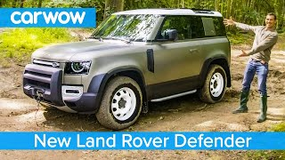 Download New Land Rover Defender 2020 in-depth walk round - EVERYTHING you need to know. Video