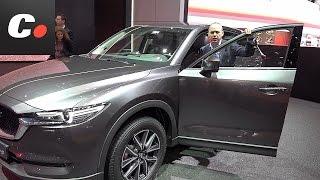 Download Mazda CX-5 SUV 2017 | Salón de Ginebra 2017 | Geneva Motor Show | Coches Video
