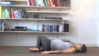 Download simple exercises for lower back, pelvis & tailbone Video