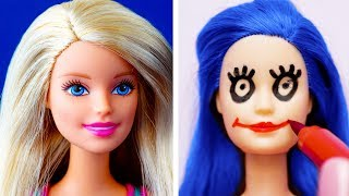 Download CRAZY BARBIE HACKS YOU NEED TO TRY || FUN TOY HACKS Video