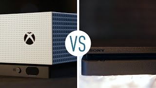 Download PS4 vs Xbox One Year 3: Xbox One S vs the PS4 Slim Video