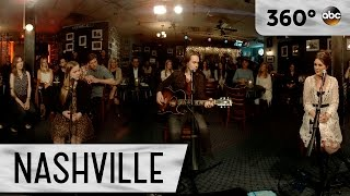 Download Jonathan Jackson Sings ″Alleluia″ - Nashville (360 Video) Video