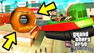 Download 99% ИГРОКОВ GTA SAN ANDREAS НЕ СМОГУТ СДЕЛАТЬ ЭТОТ ТРЮК !!! СЛОЖНЫЕ ТРЮКИ ГТА !!! Video