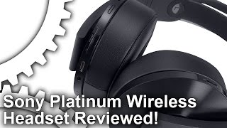 Download Sony Platinum Wireless Headset Review: A New Dimension in Audio? Video