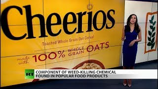 Download Cereal Makers Push Back Against Monsanto Chemical Reports Video