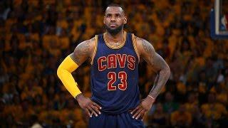 Download LeBron James Top 10 Finals Plays Video