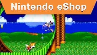 Download Nintendo eShop - Sonic the Hedgehog 2 Video