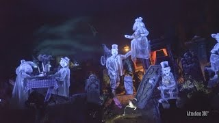 Download [4K] Tokyo Disneyland Haunted Mansion Ride 2016 Video