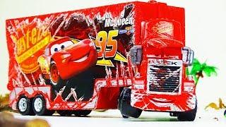Download Mack Truck Crash & Repair! Disney Cars Toys Video for Kids Video