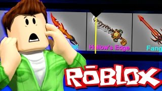 Download GODLY KNIFE CRATE UNBOXING! (Roblox Murder Mystery 2) Video