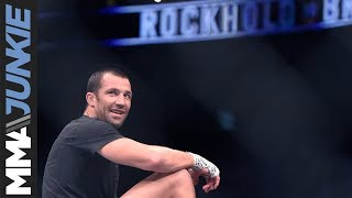 Download Luke Rockhold full post-UFC Fight Night 116 interview Video