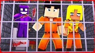 Download Minecraft - FNAF Prison - How to Escape PURPLE GUY JAIL! Video