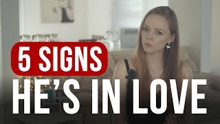 Download 😍5 UNUSUAL SIGNS HE IS MADLY IN LOVE WITH YOU Video