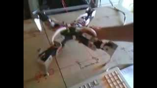 Download Quadruped Robot By Mox - Spider Robot Video