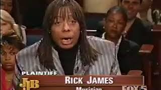 Download RICK JAMES ON JUDGE JOE BROWN Video