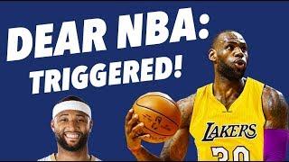 Download DEAR NBA: A TRIGGERING OF ALL 30 NBA FANBASES, PART 2 Video