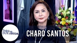 Download Charo reacts to ABS-CBN employees wearing ″pambahay″ | TWBA Video