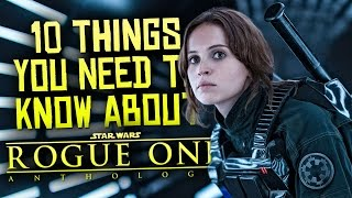 Download 10 Things You NEED to Know Before Watching Star Wars: Rogue One! Video