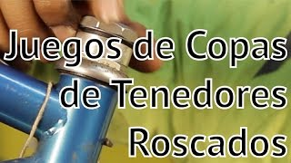 Download Juegos de Copas de Tenedores Roscados - Cambiando Poder Video