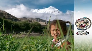 Download Controversial Highway Transforming Tibet's Spiritual Capital (2014) Video
