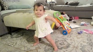 Download CUTEST DANCING BABY!!! - August 24, 2013 - itsJudysLife Vlog Video