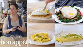 Download Carla Makes Eggs Four Ways: Poached, Fried, Scrambled & Omelette'd | From the Test Kitchen Video