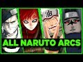 Download Ranking Every Arc in Naruto (ft Swagkage) Video