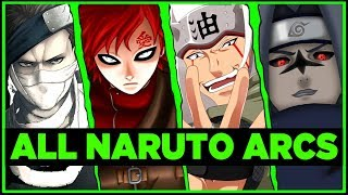 Download Dissecting Every Arc in Naruto (Ft. Swagkage) Video