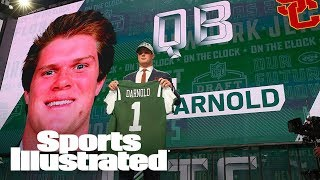 Download Jets: Can Rookie Quarterback Sam Darnold Live Up To Expectations? | SI NOW | Sports Illustrated Video