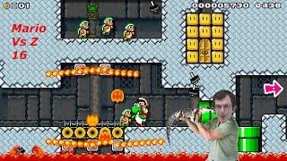Download Redemption! - Super Mario Maker - Mario vs Z 16 Video