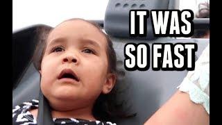Download THE FASTEST RIDE IN DISNEY WORLD! - ItsJudysLife Vlogs Video