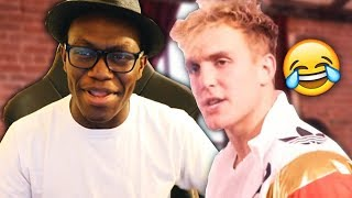 Download REACTING TO JAKE PAUL'S NEW SONG Video