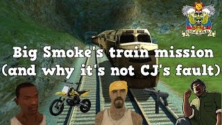 Download Big Smoke's train mission (and why it's not CJ's fault) Video