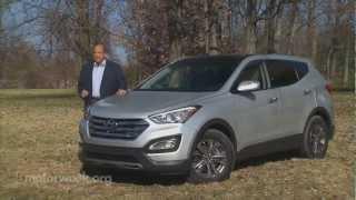 Download Road Test: 2013 Hyundai Santa Fe Video