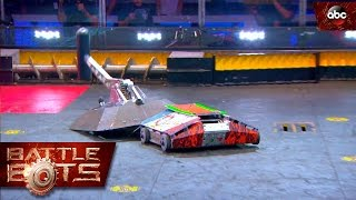 Download Beta vs. Lucky - BattleBots Video