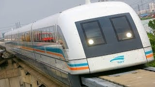 Download WORLDS FASTEST TRAINS - MAGLEV ″capable″ of 3,500 km/h Video
