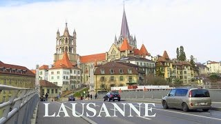 Download A Day in LAUSANNE / City Walk / Switzerland Video