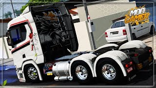 Download SCANIA S680 EDIT BRASILEIRA - REBAIXADA FIXA - EURO TRUCK 2 - Logitech G29 Video