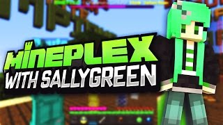 Download Mineplex Masterbuilders w/ SallyGreen: Christmas Lobby! Video