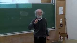 Download Mikhael Gromov - 1/6 Probability, symmetry, linearity Video
