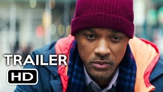 Download Collateral Beauty Official Trailer #2 (2016) Will Smith Drama Movie HD Video