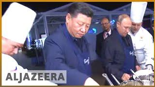 Download 🇨🇳 🇷🇺 Xi, Putin meet as Russia kicks off biggest ever war games | Al Jazeera English Video