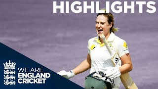 Download England v Australia Kia Women's Test Match | Day 2 Highlights | The Women's Ashes 2019 Video